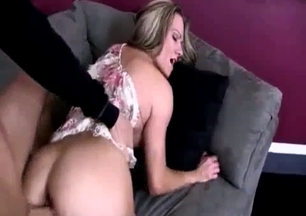 Cute sex action between a son and his mom