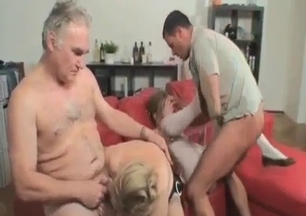 Insanely dirty family incest action in the bedroom